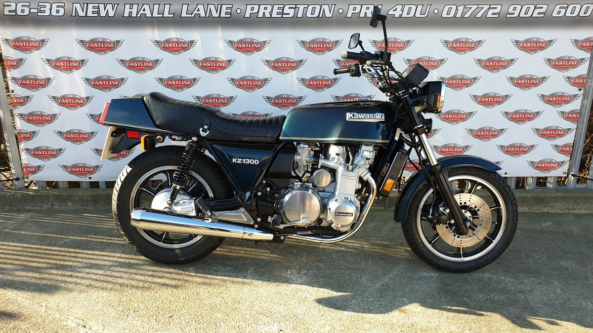 1979 Kawasaki KZ1300 A1 Classic Roadster For Sale (picture 1 of 6)