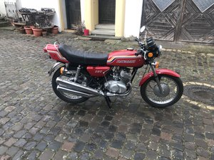1972 Kawasaki S2 350 triple with german paperwork  For Sale