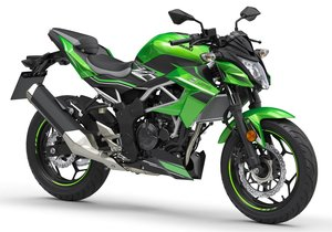 New 2019 Kawasaki Z 125 ABS SE For Sale