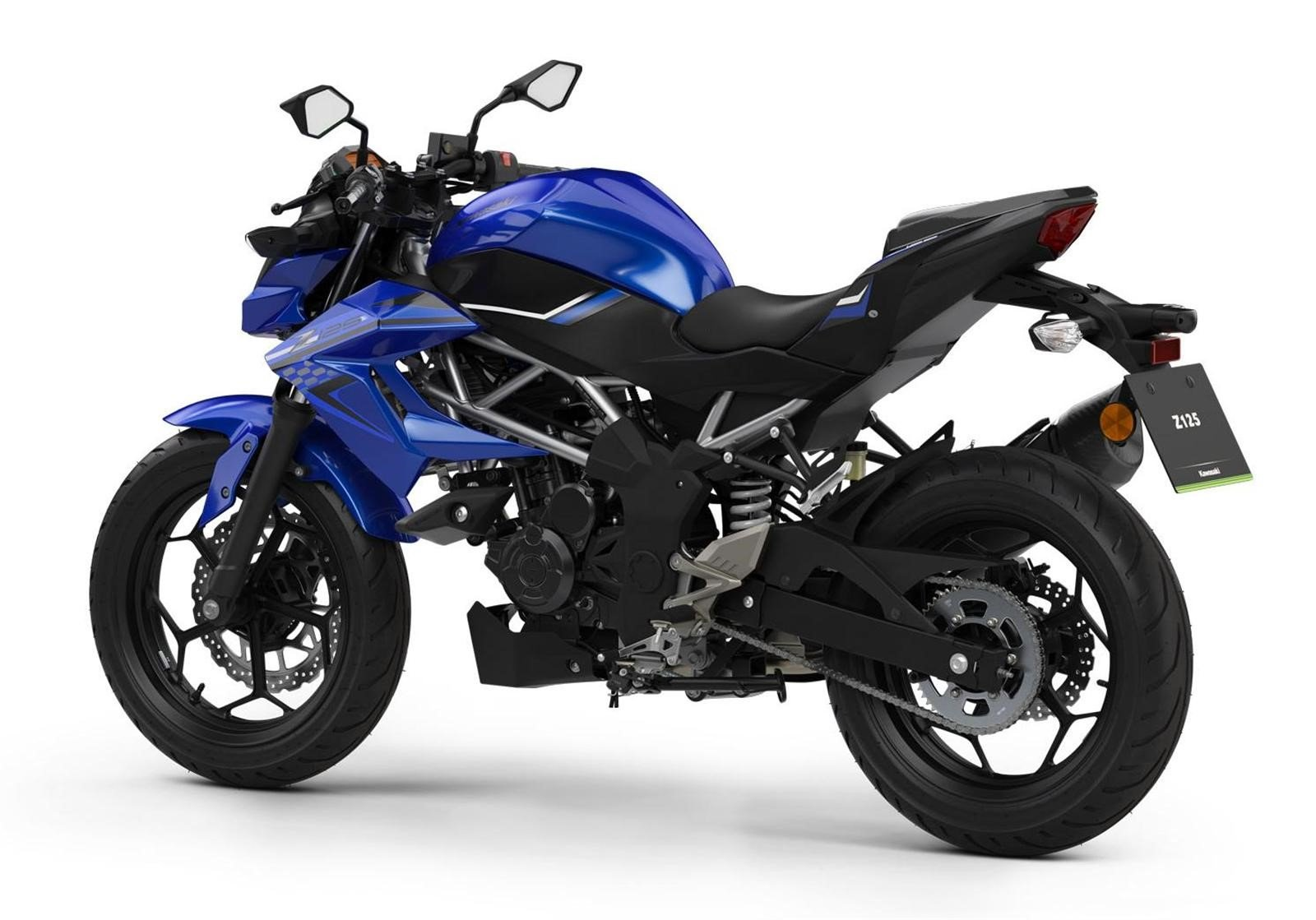 New 2019 Kawasaki Z 125 Performance Edition*SAVE £750* For Sale (picture 5 of 6)