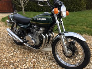 1976 Kawasaki Z900 A4 For Sale