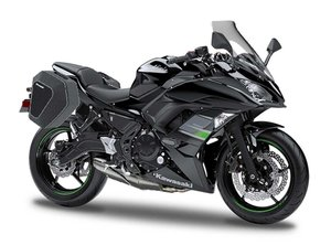 New 2019 Kawasaki Ninja 650 ABS Tourer *SAVE £800** For Sale