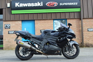 2012 62 Kawasaki ZZR1400 ABS Performance Edition For Sale