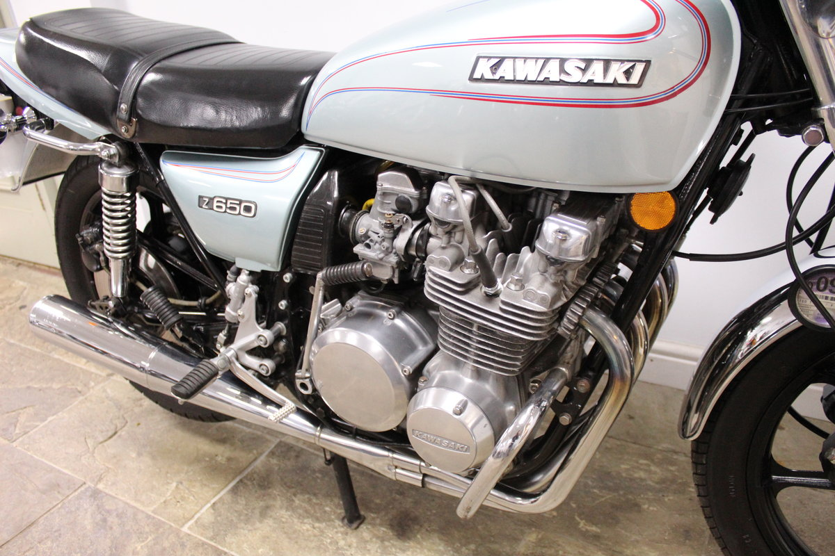 1978 Kawasaki Z650 C Presented in super condition, SOLD (picture 2 of 6)