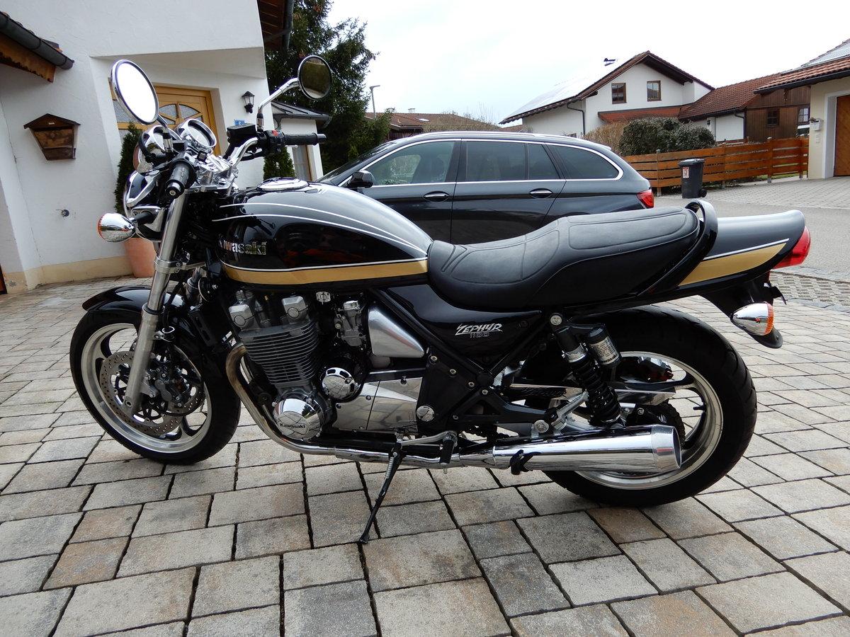 1993 KAWASAKI ZR1100-A1 ZEPHYR 1100-A1 BLACK