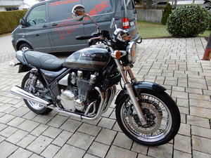 1996 Kawasaki Zephyr 1100 ZR1100 rare wirespoke model original  SOLD