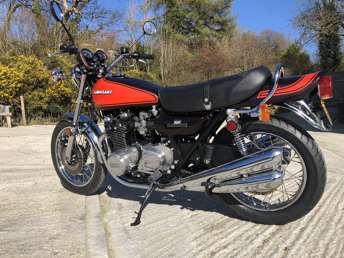 1973 Kawasaki Z1 For Sale (picture 1 of 6)