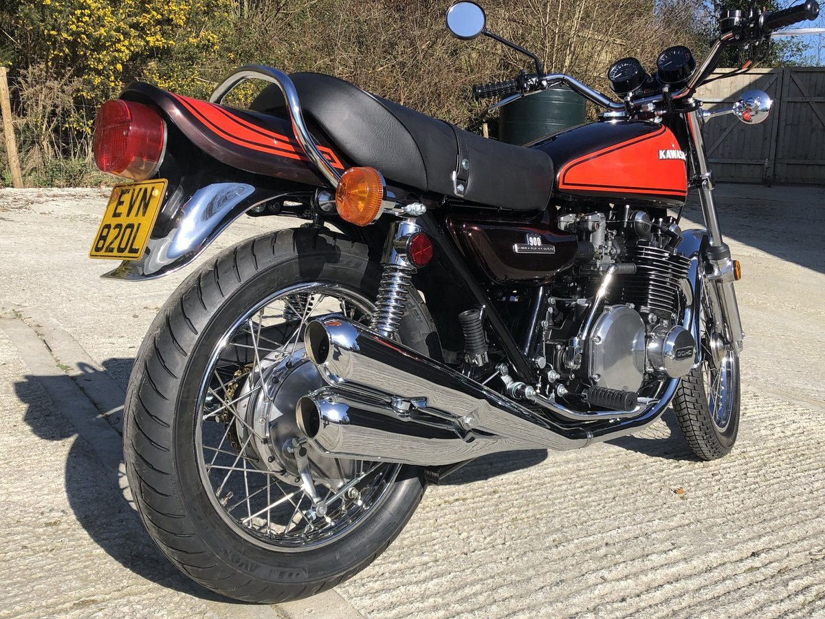 1973 Kawasaki Z1 For Sale (picture 4 of 6)