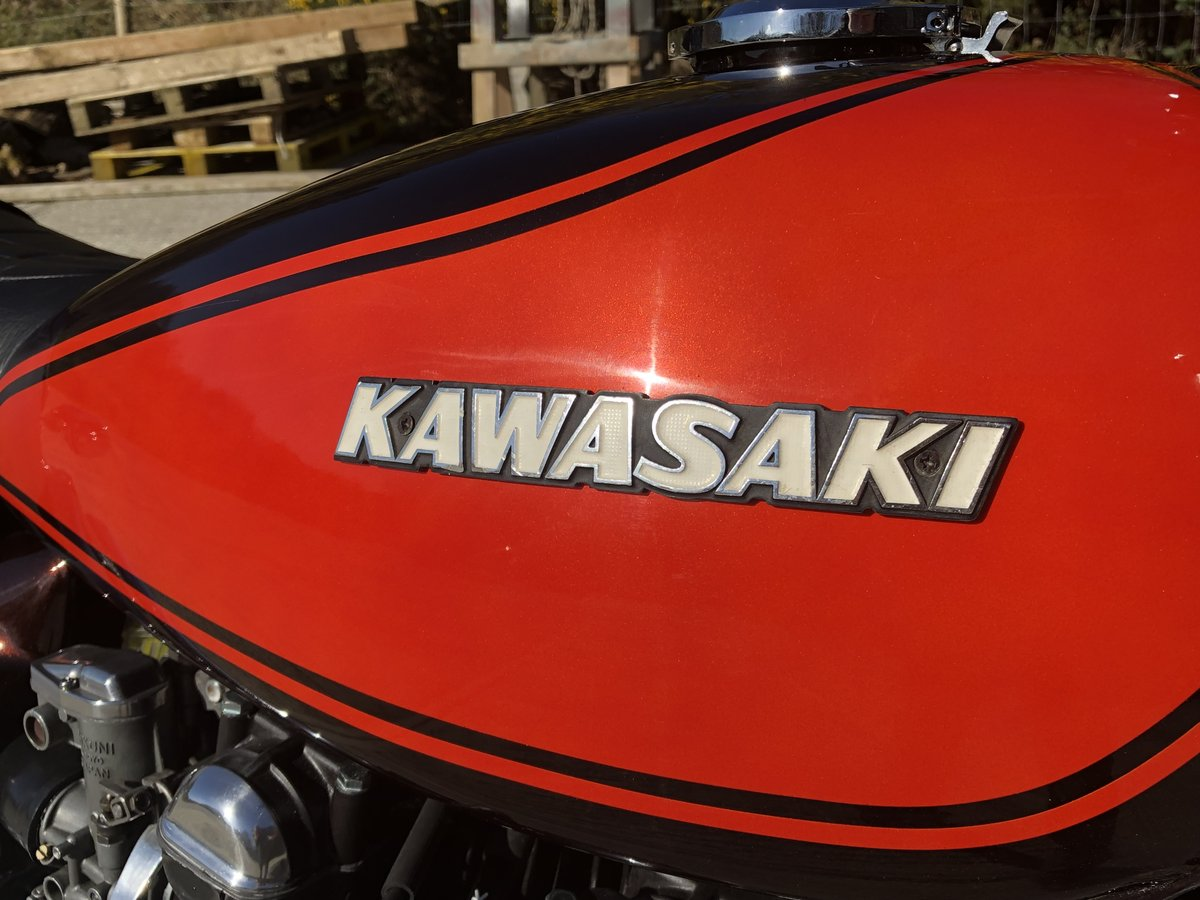 1973 Kawasaki Z1 For Sale (picture 5 of 6)