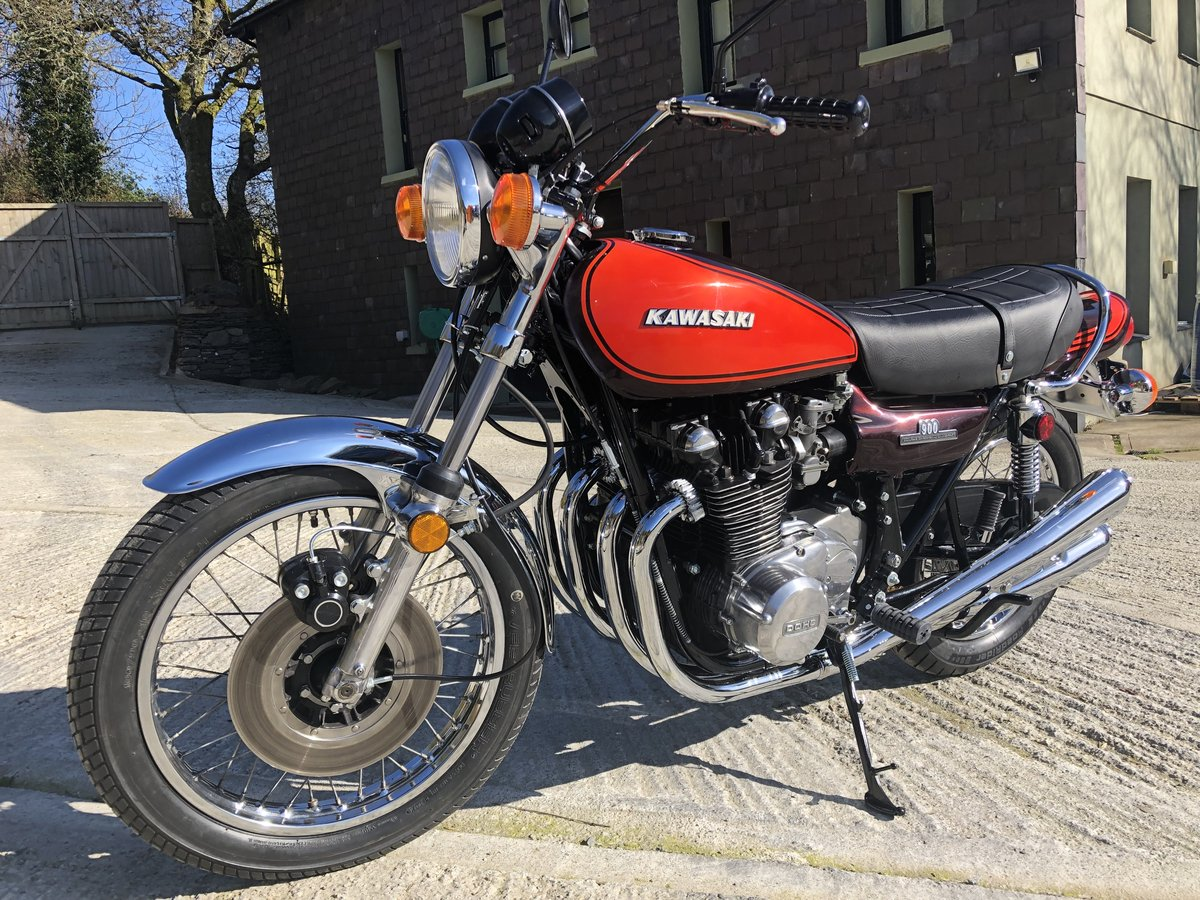 1973 Kawasaki Z1 For Sale (picture 6 of 6)