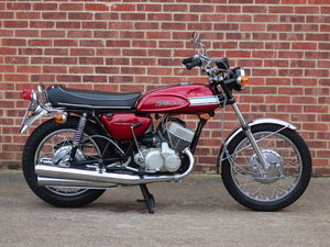 1970 Kawasaki Mach III H1  For Sale