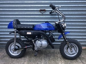 1975 KAWASAKI KV75 KV 75 RARE MONKEY BIKE £1895 ONO PX Z 900 H1 For Sale