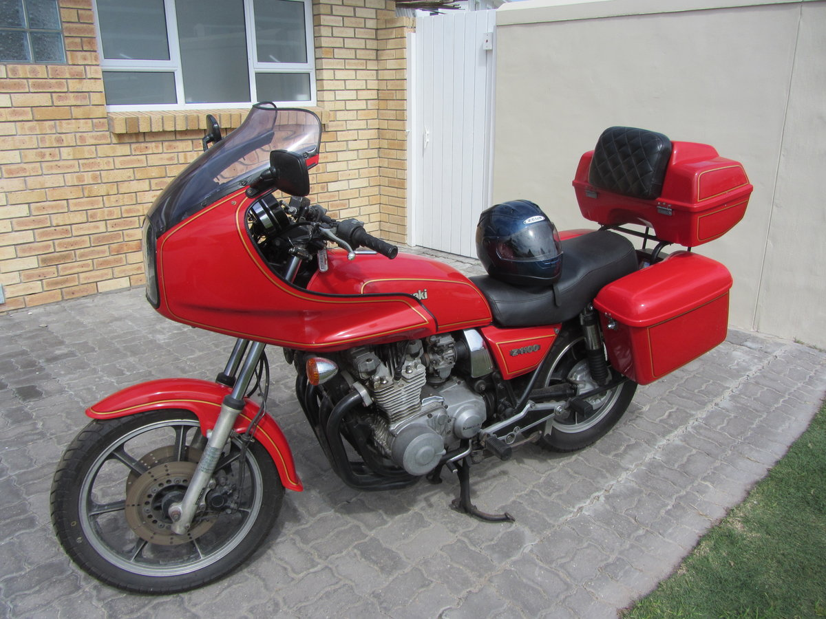 1980 Z1100 Touring or Standard For Sale (picture 2 of 6)