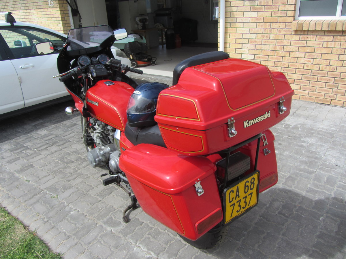 1980 Z1100 Touring or Standard For Sale (picture 4 of 6)