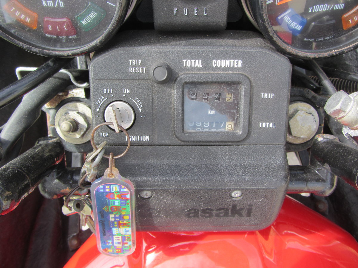 1980 Z1100 Touring or Standard For Sale (picture 6 of 6)