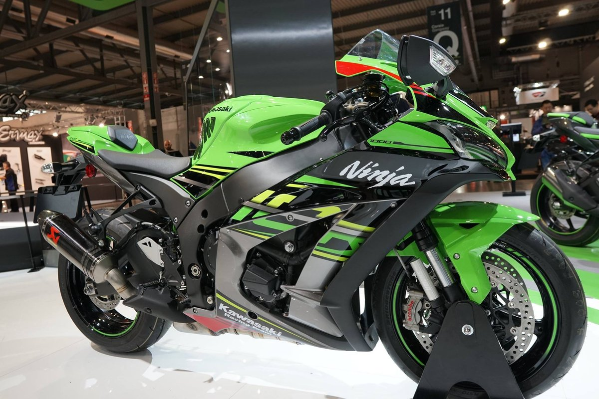 New 2019 Kawasaki Ninja ZX-10R ABS KRT Performance Edition For Sale (picture 1 of 6)