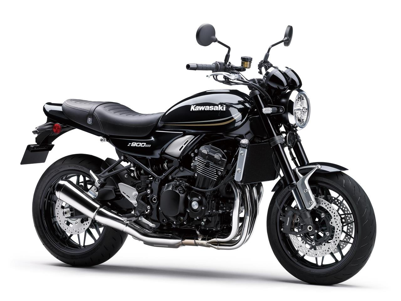 New 2018 Kawasaki Z900 RS ABS Retro Classic Roadster For Sale (picture 1 of 6)