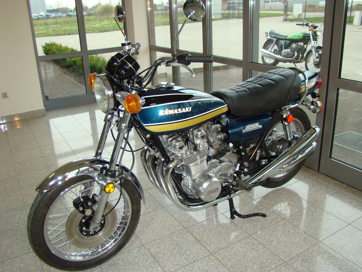 KAWASAKI Z900 Z1 1975 VIDEO !! For Sale (picture 1 of 6)