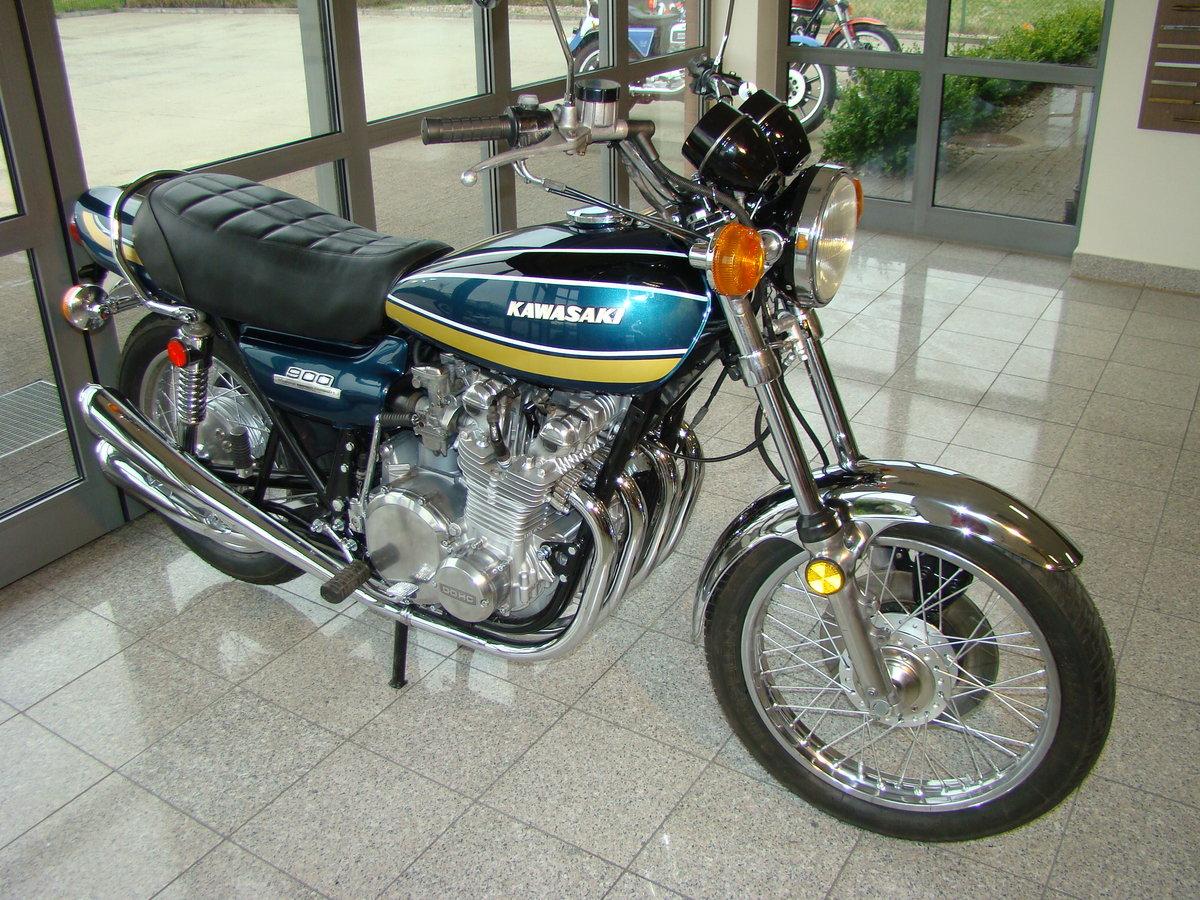 KAWASAKI Z900 Z1 1975 VIDEO !! For Sale (picture 2 of 6)