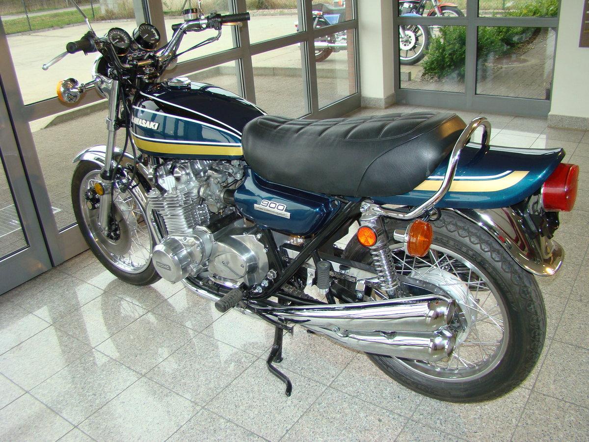KAWASAKI Z900 Z1 1975 VIDEO !! For Sale (picture 3 of 6)