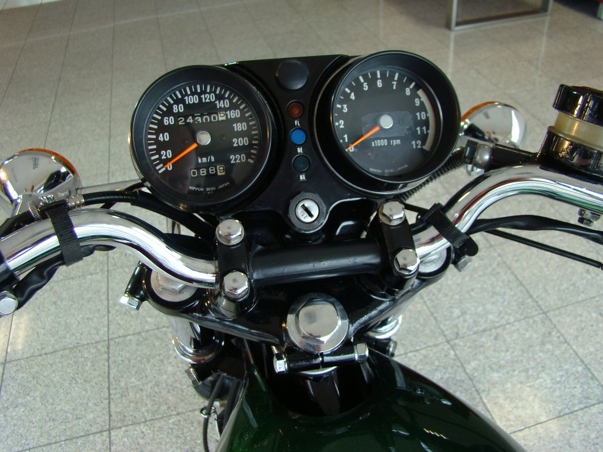 KAWASAKI H1 500 D Mach 3 1973 VIDEO !! For Sale (picture 5 of 6)