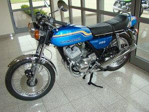 KAWASAKI S2 350 1974 For Sale