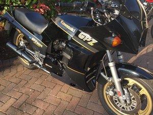 1991 Kawasaki GPZ 900R A5 1989 For Sale