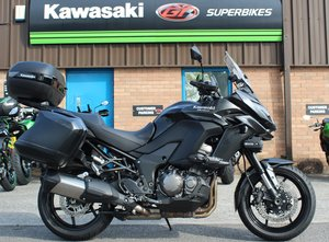 2016 66 Kawasaki Versys 1000 ABS Grand Tourer For Sale