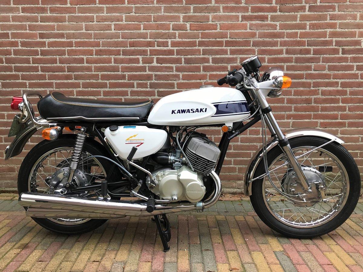 1970 Kawasaki Mach III  H1 SOLD (picture 1 of 6)