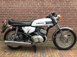 1970 Kawasaki Mach III  H1