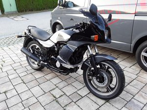 1985 GPZ 750 Turbo Fully Restored Immaculate