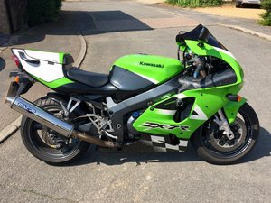 2002 Kawasaki ZX-7R P7 last edition ZX7R For Sale