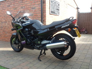 1999 Kawasaki GPZ1100, lovely condition, low mileage For Sale