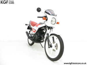 1987 An Absolutely Stunning Fully Restored UK Kawasaki AR80-C5 For Sale