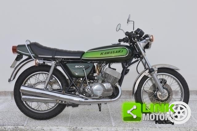 1973 KAWASAKI H1 MACH III For Sale (picture 1 of 6)