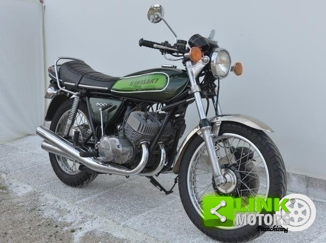 1973 KAWASAKI H1 MACH III For Sale (picture 2 of 6)