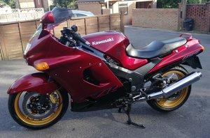 1999 Kawasaki ZZR1100 D7 For Sale