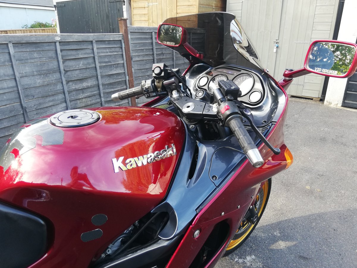 1999 Kawasaki ZZR1100 D7 For Sale (picture 6 of 6)