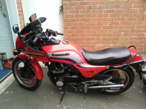 1985 Gpz 550 for sale