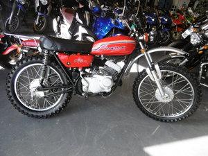 Kawasaki KE175 Standard and very Smart 1972 SOLD