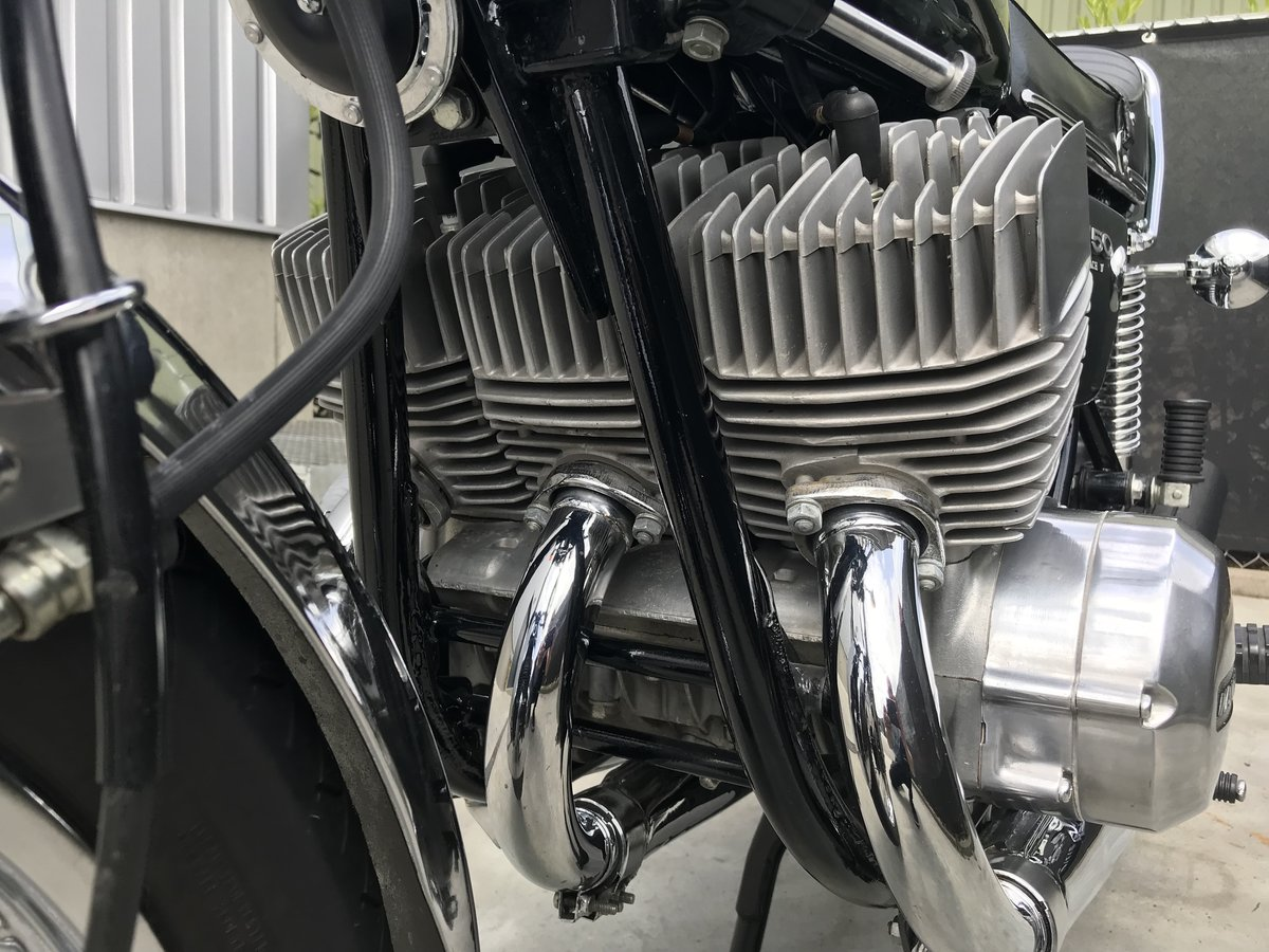 1975 Completely restored Kawasaki H2B 750 for sale For Sale (picture 6 of 6)