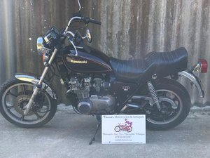 Picture of 1981 Kawasaki Z550 LTD For Sale