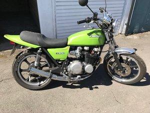 1982 Z650F Needs finishing