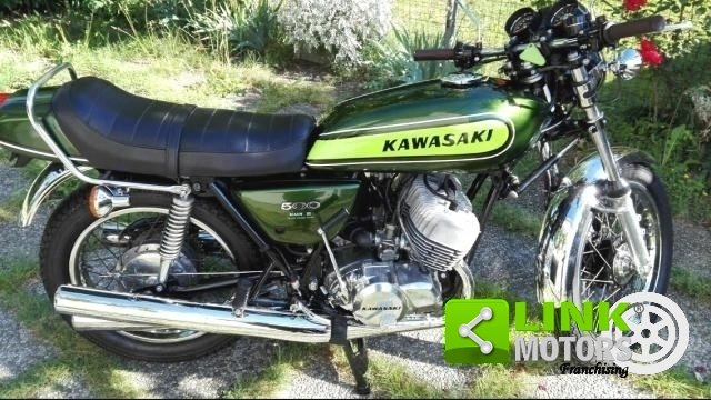 Kavasaki 500 H1 Mach III - 1972 For Sale (picture 3 of 6)