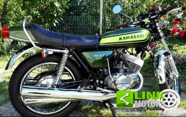 Kavasaki 500 H1 Mach III - 1972 For Sale (picture 5 of 6)