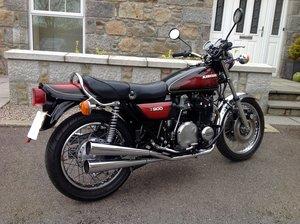 1976 Kawasaki Z900 A4 UK bike For Sale