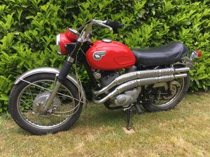 1968 Kawasaki 250 ss