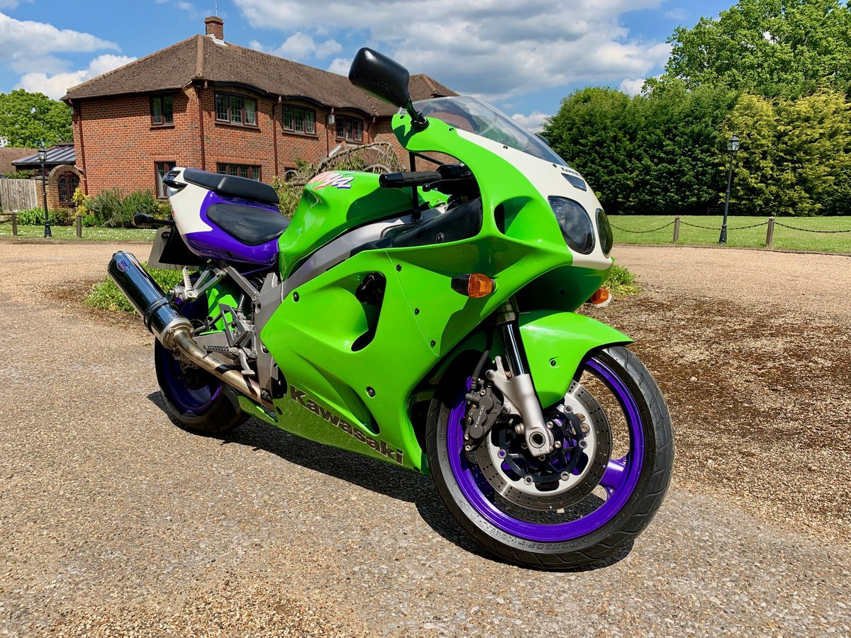 1997 KAWASAKI ZX7-R NINJA For Sale (picture 1 of 6)