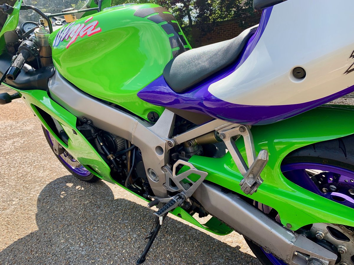 1997 KAWASAKI ZX7-R NINJA For Sale (picture 4 of 6)