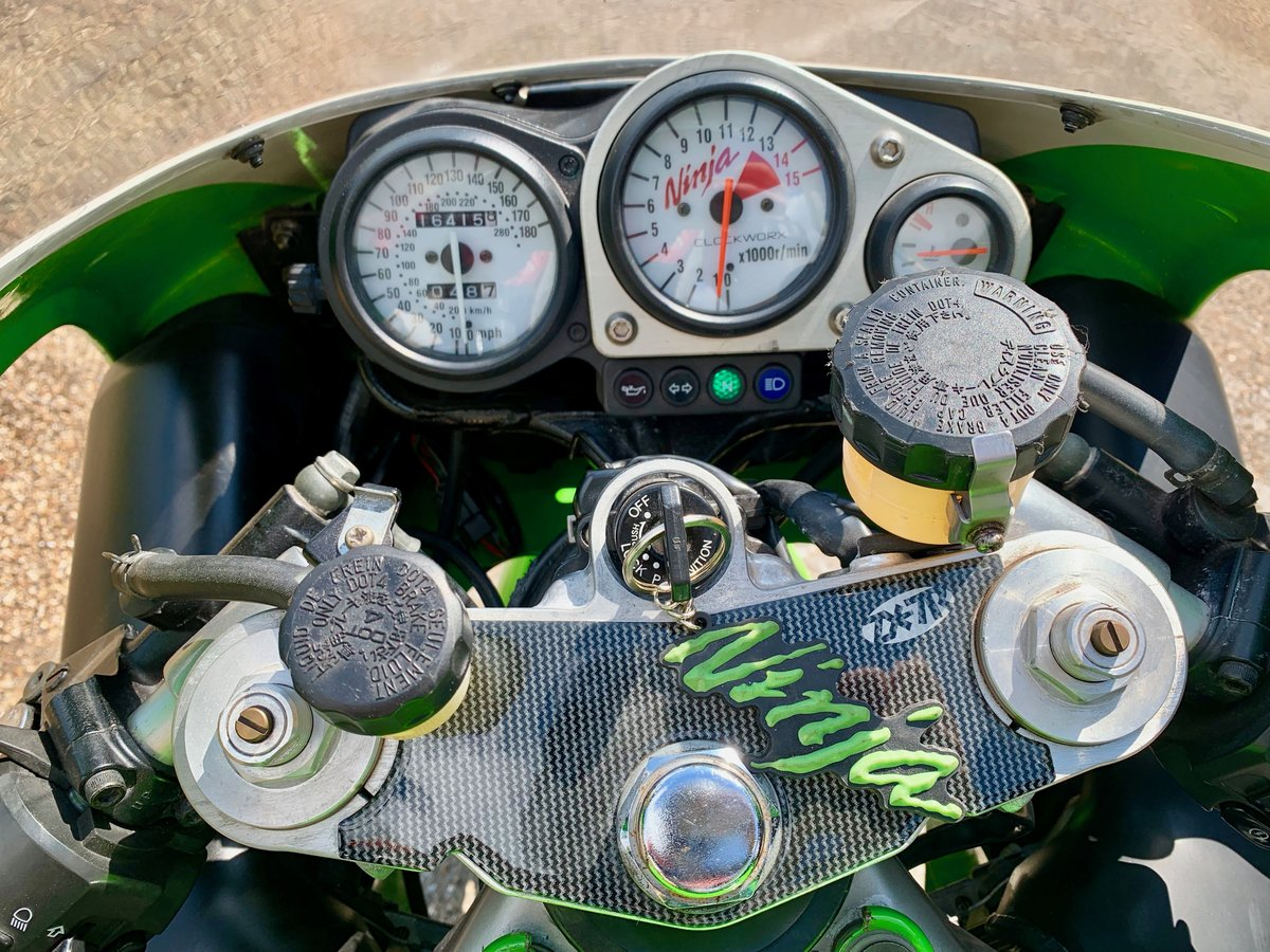 1997 KAWASAKI ZX7-R NINJA For Sale (picture 6 of 6)